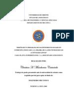 Tesis.PROGRAMA DE MANTENIMIENTO BASADO EN CONDICIÓN