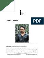 Privadoentrevistas Juan Cortés