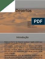 Slides Deserto
