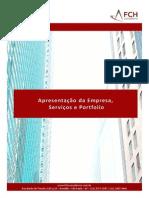 Portfolio FCH Consultoria 2013