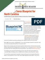 Blueprint NC - America Votes Memo WFB Article