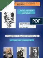 II Teoria Sociologica Producao Historica