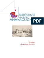 DOSSIER Ahayacucho