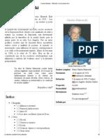 Charles Bukowski - Wikipedia, La Enciclopedia Libre