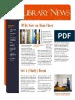Library News September 2013