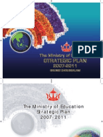 Brunei Darussalam Education Strategic Plan