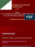 Liderazgo estratégico para Farmacéuticos - Dennis Senosain Timana
