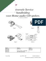 Pioneer Laser-Test 205nlj Audio