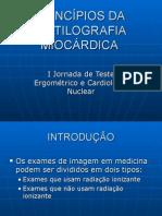 PRINCIPIOS DA CINTILOGRAFIA MIOCARDICA