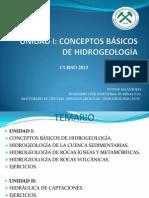 Primera Unidad_Conceptos de Hidrogeologia
