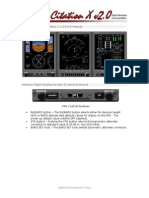 Cx20 Efis Manual