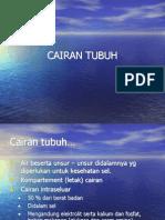 CAIRAN TUBUH 2