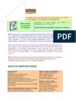 Indice Manual ExcelXP