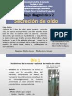 Caso Clinico 4 Secreción de oído