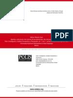Agentes y Estructuras- Dos Visiones de Las Preferencias, Dos Visiones de Las Instituciones