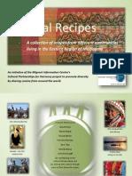 Cultural Recipes Booklet Scribd 5