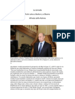 Putin Salva a Bashar y a Obama