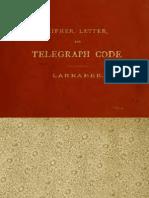 Larrabees Cipher 1884