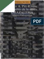 Copia de Pitt-Rivers, Julian A. - Un pueblo de la sierra. Grazalema [2ª ed., 1971]