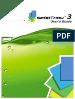 SmarThru3 User Manual