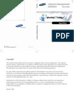 SyncThru User Manual