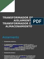 16465438 Transformador de Aislamiento