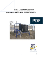 Manual Biodigestores