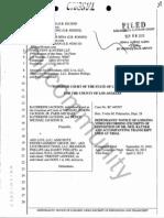 Dr Neil Ratner Deposition Transcript