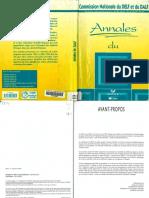 Annales Du Dalf