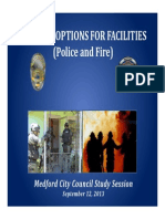 Medford presentation on police and fire station funding options