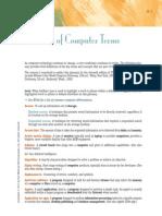 Glossary of Computer