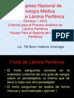 Estudio de Lámina Périferica