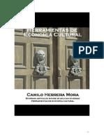 Herrera Mora - Herramientas de Economia Cultural