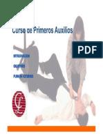 Curso Primeros Auxilios (Sanidad) PDF