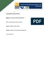 Analisis FODA respecto de la ingeniería industrial