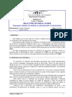 Diels Alder- Preparação e hidrólise do anidrido cis-norbonen-endo-5,6-dicarboxílico
