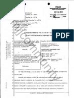 Jackson Proposed Jury Instructions