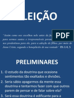 ELEIÇÃO -