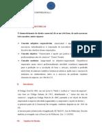 Apostila - Direito Empresarial I - 01