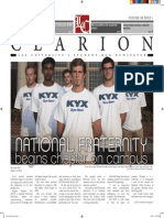 Lee Clarion Volume 68 Issue 1