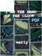i am the hand of the clock