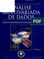 64260586 Analise Multivariada de Dados