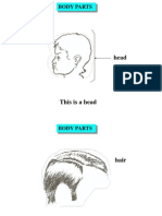 PPT Body Parts