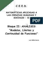 Analisis Funciones Limites Continuidad