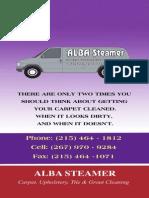 Alba Steamer 1