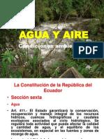 7. Manejo Del Agua y Aire