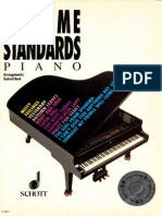 All Time Standards Piano