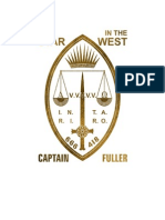 JFC Fuller Star in the West