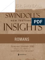 Insights on Romans by Charles R. Swindoll (sampler)
