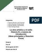 6 Foro III Historia III